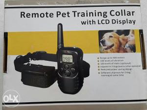 Elektricna oglica za psa