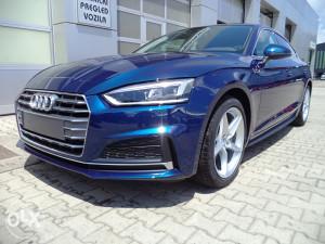 Audi A5 Sportback 2.0 TDI S-tronic S-line 190 KS