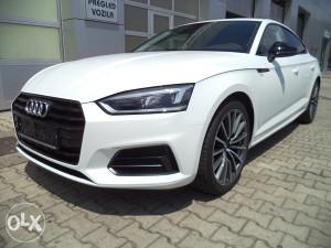 Audi A5 Sportback 2.0 TDI S-tronic Sport 190 KS