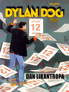 Dylan Dog 68 - Dan likantropa (VČ, GLANC)
