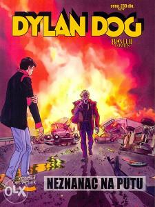 Dylan Dog 67 - Neznanac na putu (VČ, GLANC)