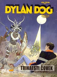 Dylan Dog 66 - Trinaesti čovek (VČ, GLANC)