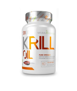 STARLABS NUTRITION KRILL OIL 120 Softgels -50%