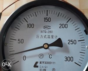TERMOMETAR SA SONDOM 0-300°C
