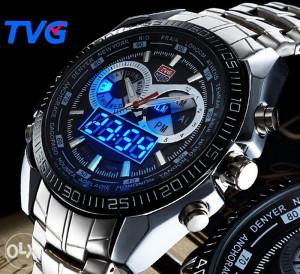 Sat TVG Aventador Dual Time