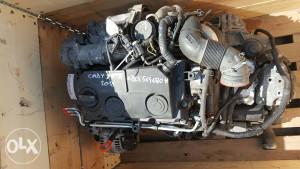 MOTOR 1,9TDI 77KW KOD OZNAKA BLS VW PASAT GOLF 5 AUDI A3 OCTAVIA