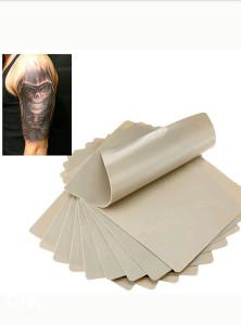 Tattoo koža za vježbu