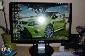 LCD monitor Philips 22""