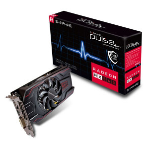 Sapphire Rx560 Rx 560 Pulse 2GB DDR5 DX12