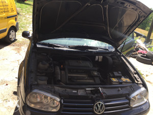 Motor 1.4 16V golf 5 skoda polo CADDY